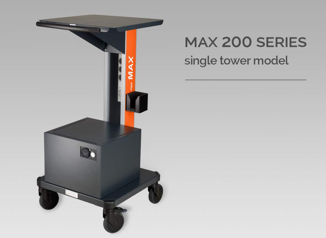 Max 200 single tower model. Max 200 with inverter. Max 200 without inverter