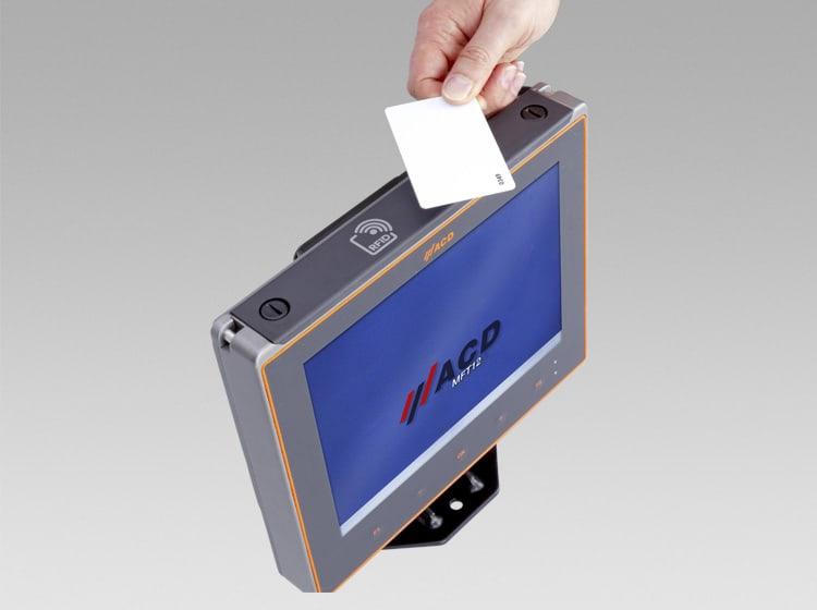 HD-RFID Reader