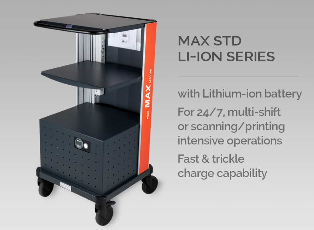 MAX STD LI-ION SERIES